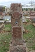 Image for Ethel Louise Treas -- Der Stadt Friedhof Cemetery, Fredericksburg TX