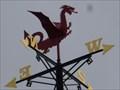 Image for Welsh Dragon - Weathervane - Llantwit Major, Wales.