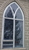 Image for Stained Glass Windows - Christ Church Anglican Huntley-Carp, Ontario