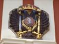 Image for Imperiální znak rakouské monarchie (Zámek pánu z Rícan) - Pelhrimov, Czech Republic