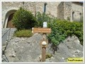 """Image for 43°43'59.8""""N 3°33'13.0""""E -  Rue de la Fontaine du Portal - Saint Ghuilhem du Desert"""