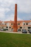 Image for Chaminé da fabrica das conservas - Peniche,  Portugal