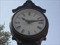 Image for Centennial Clock - Broken Bow, OK
