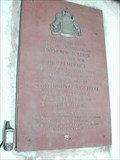 Image for THE UNKNOWN SOLDIER - PLAQUE