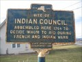 Image for Site of Indian Council
