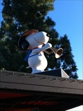 Image for Snoopy Bugler - Buena Park, CA
