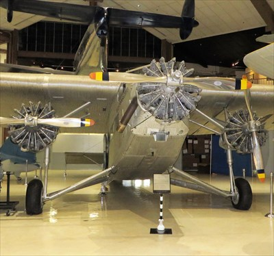 Ford Tri-Motor Aircraft