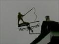 Image for The Angler Weathervane - Carlton, Bedfordshire, UK