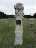 Image for G.W. Thurman - Kingston Cemetery - Kingston, OK