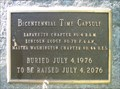 Image for Bicentennial Time Capsule - Enosburg Falls, Vermont