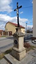 Image for Churchyard Cross - Ponetovice, Czech Republic