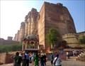 Image for Mehrangarh Fort - Jodhpur, Rajasthan, India