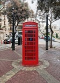 Image for Telephone Box Balluta Square — Sliema, Malta