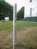 Image for Clapboardtree Church Peace Pole - Westwood, MA