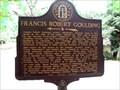 Image for Francis Robert Goulding - GHM 060-113 - Fulton Co. GA