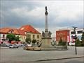 Image for Marian Column - Nymburk, Czech Republic