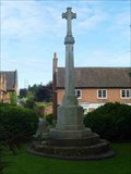 Image for Cross, St Cassian's, Chaddesley Corbett, Worcestershire, England