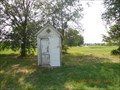 Image for Shady Grove School Outhouse near Pea Ridge, AR