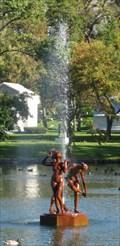 Image for Three Graces Fountain - Buffalo, NY