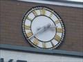 Image for BBC Radio Stoke Clock - Hanley, Stoke-on-Trent, Staffordshire, England, UK.