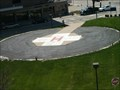 Image for Mercy Hospital landing pad  Canton, Ohio