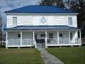"Image for Jay North ""Dennis the Menace"" Masonic Lodge - Lake Butler, FL"