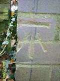 Image for Cut bench mark railway bridge Horam, East Sussex
