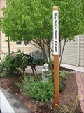 Image for First Congregational United Church of Christ Peace Pole - Naperville, IL