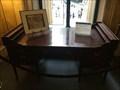 Image for George Washington's Presidental Desk - New York, NY