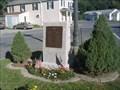 Image for Ancramdale Multi-War Memorial