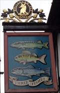 Image for Three Fishes - Shrewsbury, Shropshire, UK.