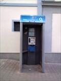 Image for Telefonni automat, Cernosice, Karlstejnska