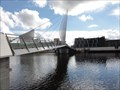 Image for Media City Footbridge - Salford, UK