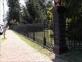 Image for National Cemetery Brick Sidewalk - Gettysburg, PA