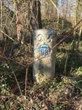 Image for Borne kilométrique n°98, Bord de l'Yonne - France
