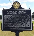 Image for Crockettsville - Crawford, Alabama