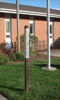 Image for United Methodist Church of Macedonia Peace Pole