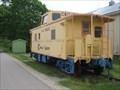 Image for C&O caboose #903651- Brookville, Ohio