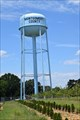Image for Montgomery County Water System Water Tower, Seagrove, NC, USA
