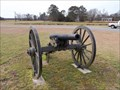 Image for Civil War Cannon - Bentonville Battlefield - Four Oaks, NC, USA