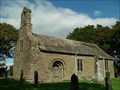 Image for The Parish church of St.Helen,Overton Lancashire UK.