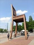 Image for Broken Chair - Geneva, Switzerland
