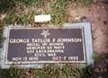 Image for George Taylor AKA George Taylor F. Johnson-Paragould, AR