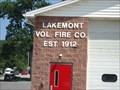 Image for Lakemont Vol. Fire Co. Est. 1912