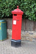 Image for Victorian Post Box - Royal Parade, Chislehurst, UK