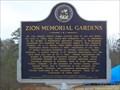 Image for Zion Memorial Gardens - Birmingham, AL