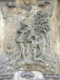 Image for Relief Conception of the world - Sculpture of the Holy Trinity, Smecno, Czechia
