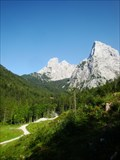 Image for Kaindlhütte over Bettlersteig to Hinterbärenbad - Kufstein, Tirol, Austria