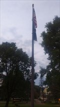 Image for VVA Chapter 462 Dedicated Flagpole Blyton Veterans Park, Sparta, WI, USA