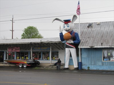 Harvey and Store Left, Aloha, OR